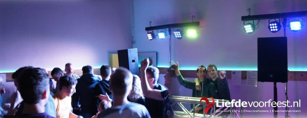 Bruiloft DJ met Discoshow voor Bruiloft in Utrecht