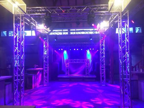 Discoshow Deluxe Bruiloft DJ